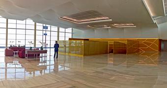 DWC executive jet terminal