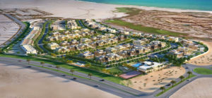 Saadiyat Beach Villas phase 2 scheme