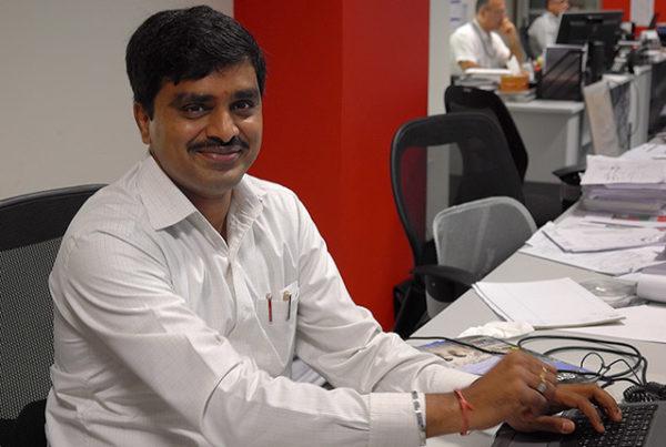 Murali Guruvappan