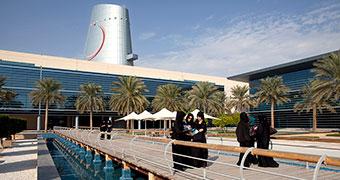 Zayed University laboratories
