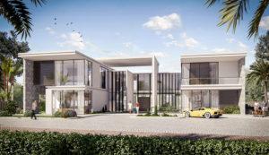 Dubai Hills villas