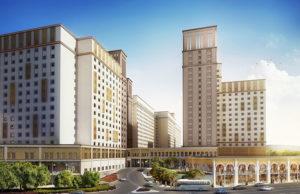 Kaaki hotel development