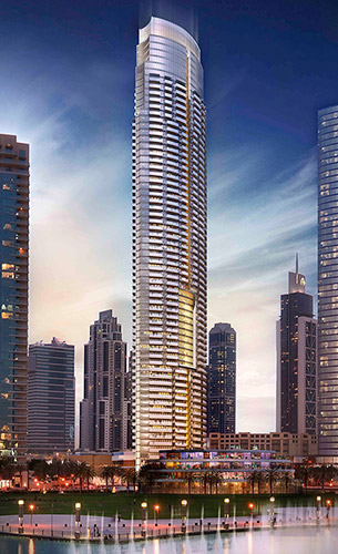 Opera Grand residential tower