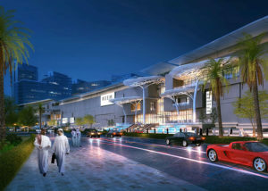 Reem Mall concept design