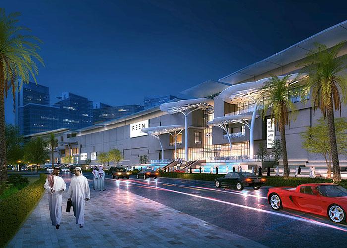 Reem Mall concept design