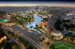 Riverwalk, Dubai Parks