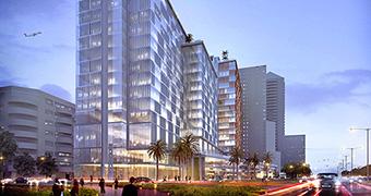 Ramada Hotel redevelopment