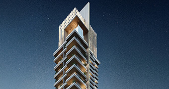 Adventz residential tower