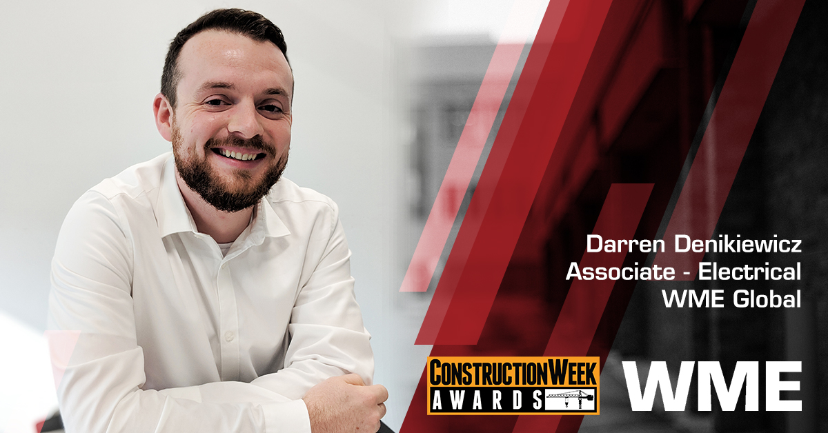 Meet Darren Denikiewicz – Project Manager of the Year Nominee