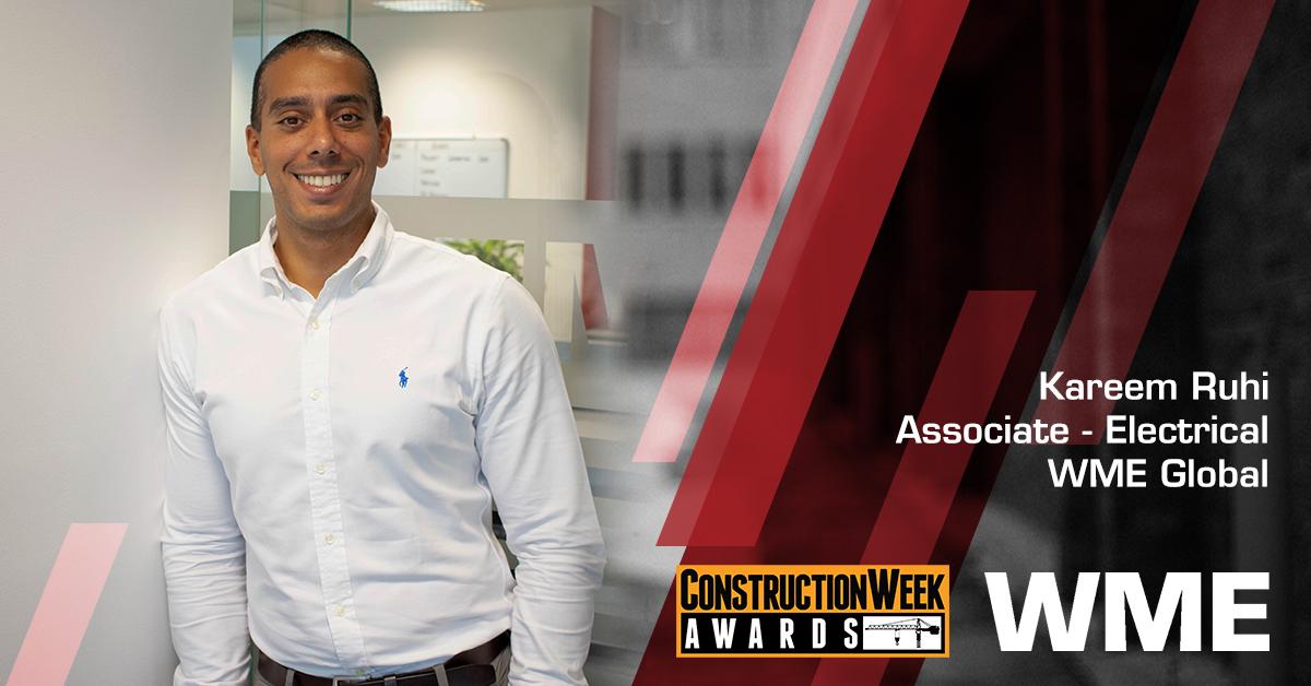 Meet Kareem Ruhi – Engineer of the Year Nominee