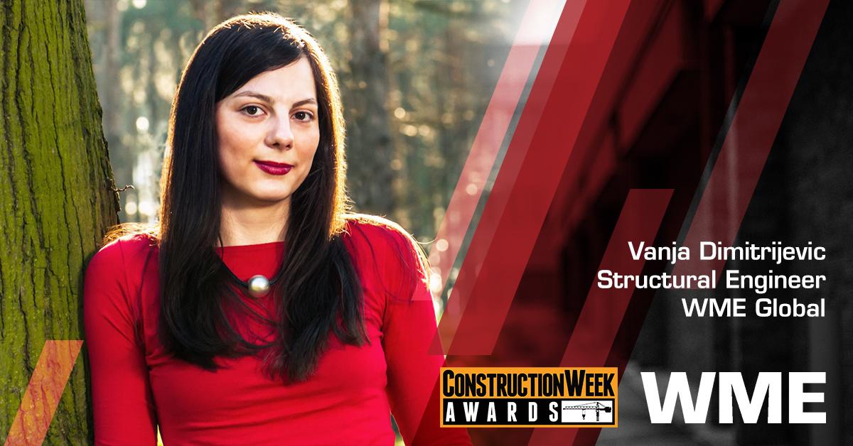 Meet Vanja Dimitrijevic – Engineer of the Year Nominee