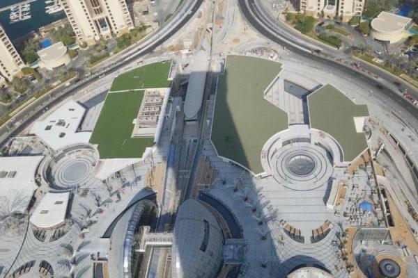 Nakheel Mall Progress Shot 2