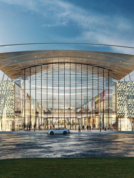 Ajman Gateway Mall – WME