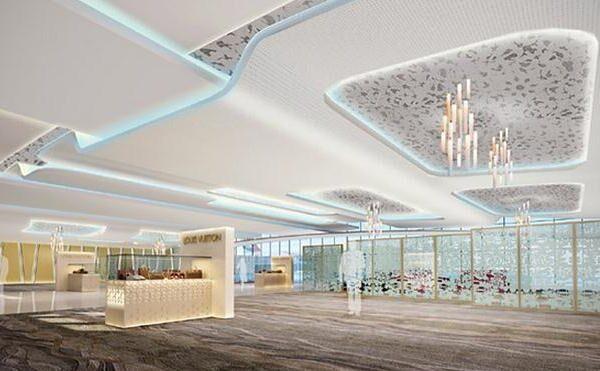 Dubai World Trade Central Executive Jet Terminal