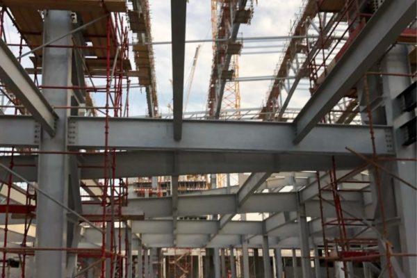 Reem Mall Progress 1