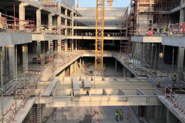 Reem Mall Progress 2