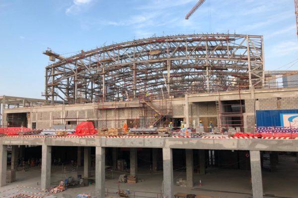 Reem Mall Progress 3