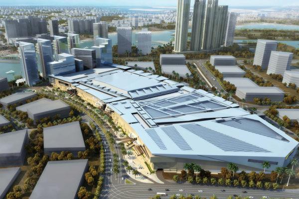 Reem Mall_Birds Eye View