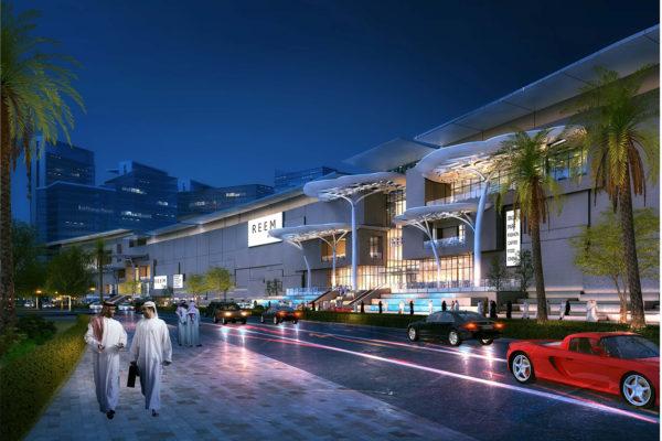 Reem Mall_Night View
