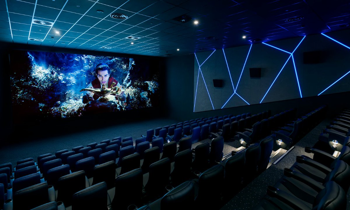 Cinema Investment in Saudi Arabia Set To Hit $1.33bn in 2020