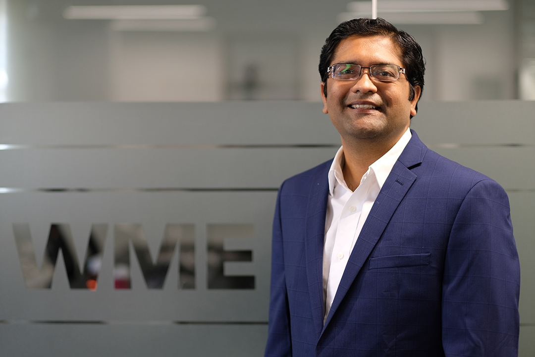 New Appointment for WME India Structures Team