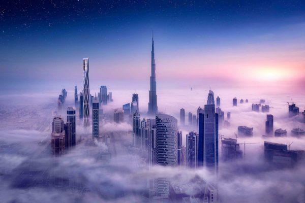 SRG Tower - Cloud