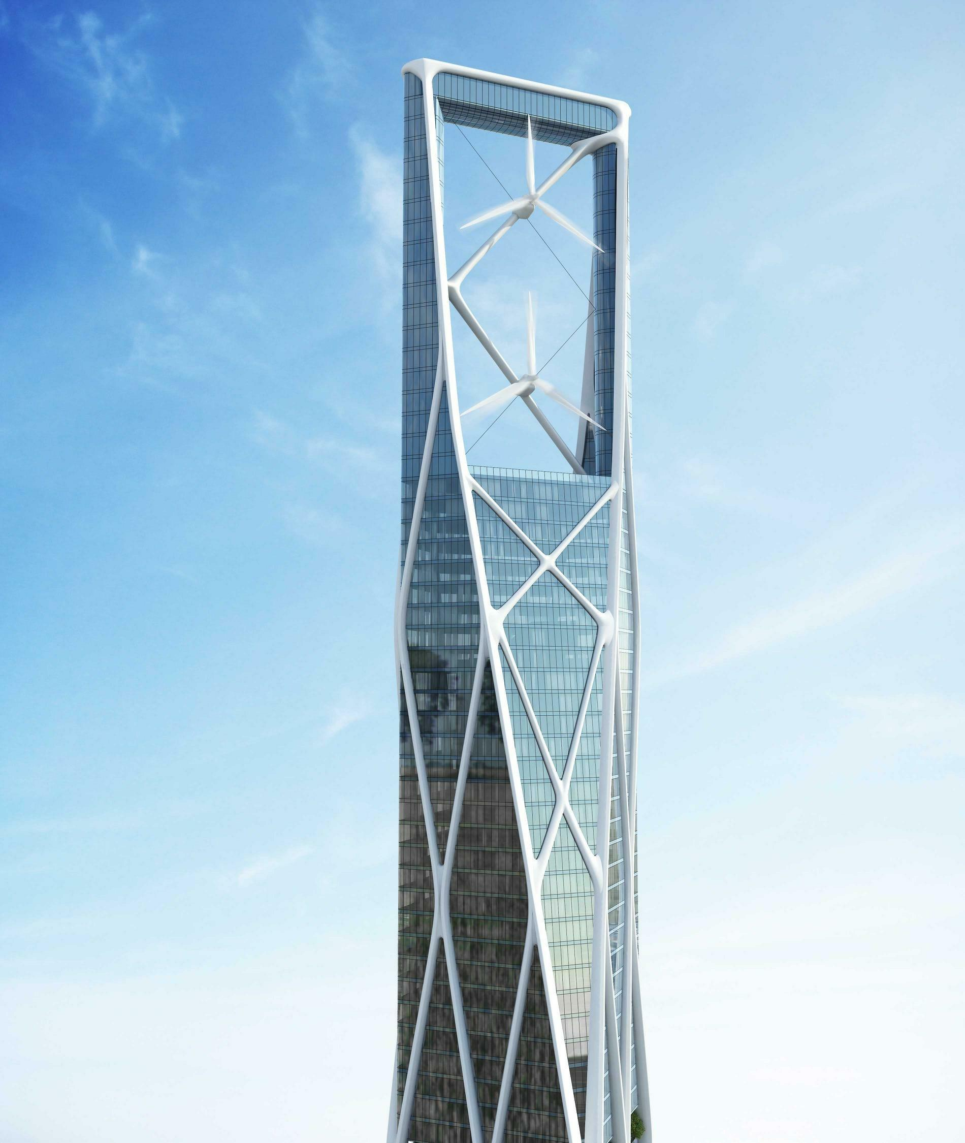 Collaboration of Architecture and Structural Design Event – SRG Tower