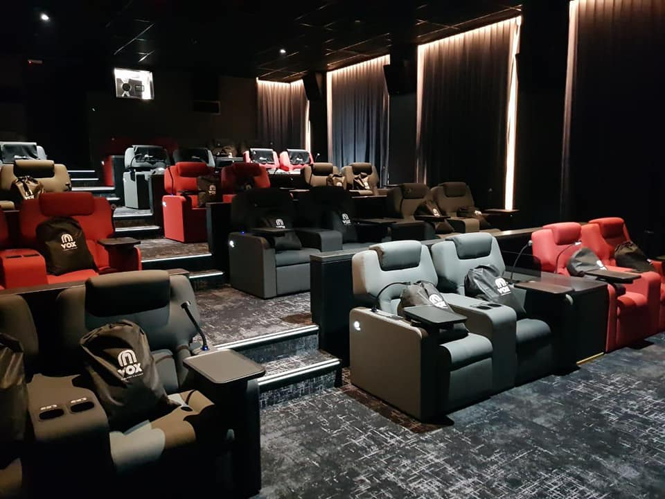 WME Completes Work on Flagship VOX Cinema in KSA