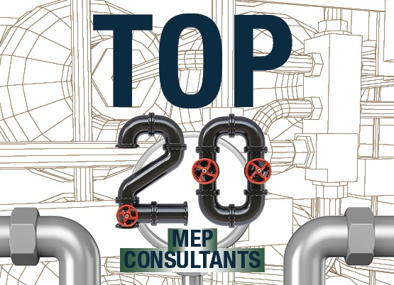 WME Makes Top 20 MEP Consultants 2019