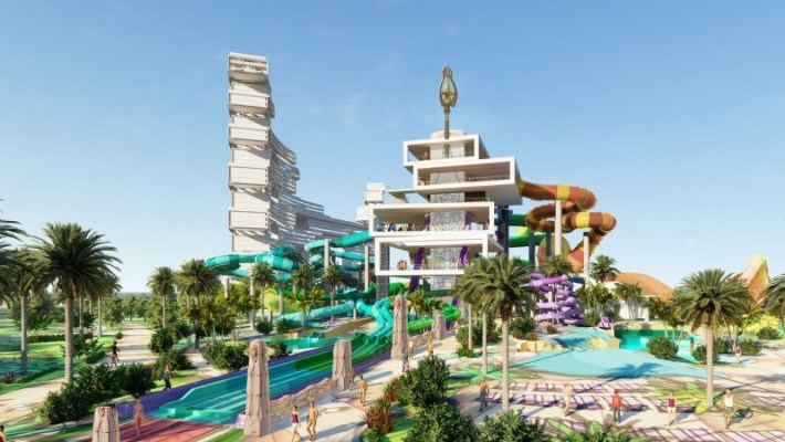 Atlantis Aquaventure Expansion