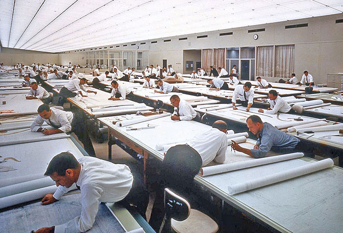How People Worked Before AutoCAD