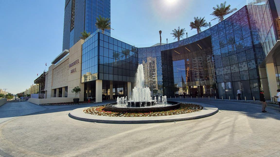Dubai's Nakheel Mall Opens To The Public