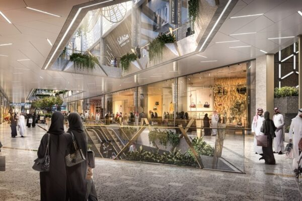 Solitaire Mall WME Global Benoy Render 1