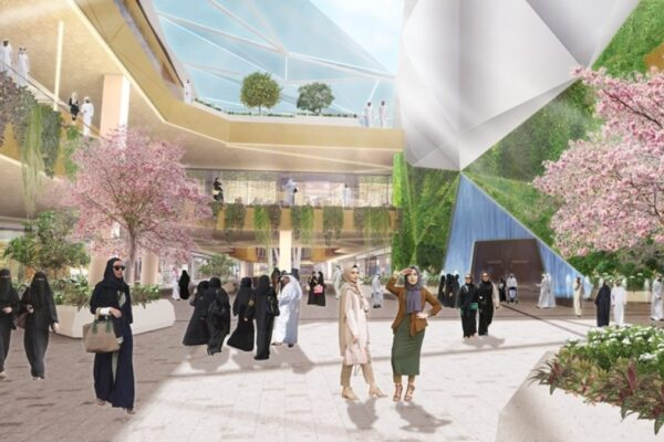 Solitaire Mall WME Global Benoy Render 2