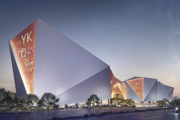 Solitaire Mall WME Global Benoy Render 4
