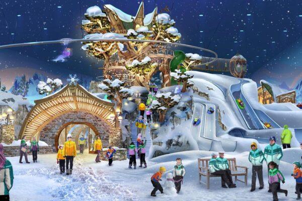 Snow Park Reem Mall