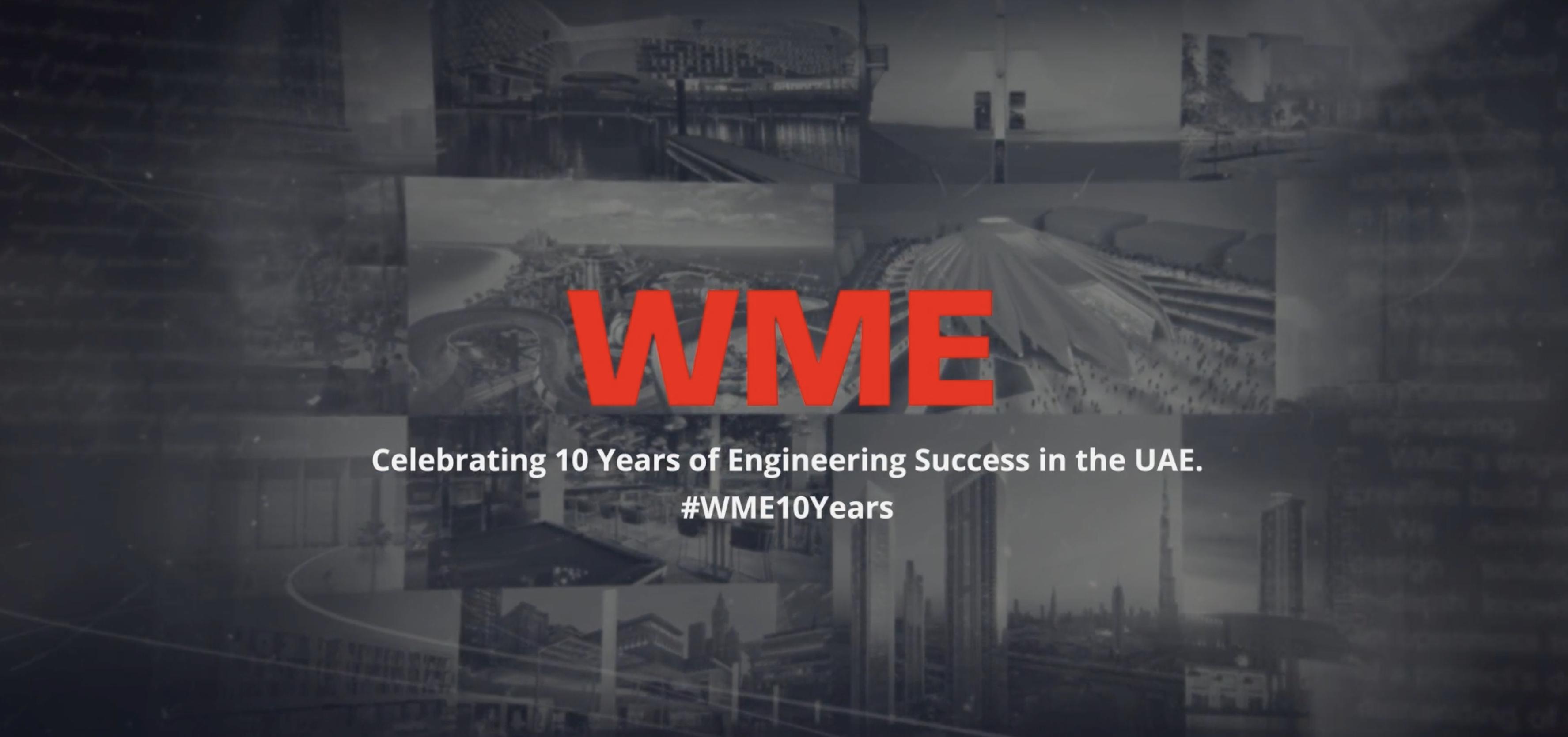 WME Celebrates 10 Years In The UAE